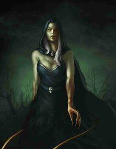 Demon Woman - SirenD      Sete vezes passo o punhal na jugular da vítima, que se contorce sobre o altar de ferro e aço. Sete vezes esc...