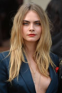 Cara was cast as the female lead in John Green's 'Paper Towns.'