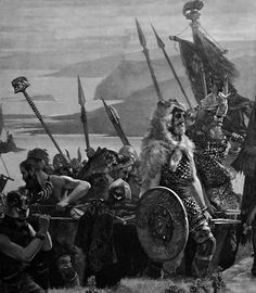 The Vikings Had Their HONOR to Defend.