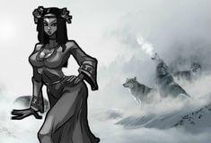 Morana – The Ancient Slavic Goddess of Winter and Death – Slavorum