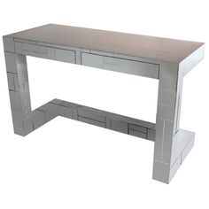 Paul Evans Citiscape for Directional Console Table