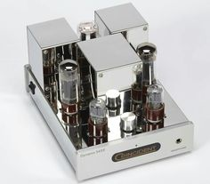 Coincident Dynamo 34SE integrated amplifier
