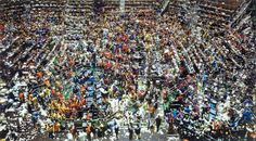 Andreas Gursky, Chicago, Board of Trade II, 1999.