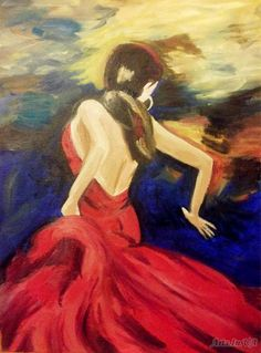 Танцовщица - Суршко Татьяна