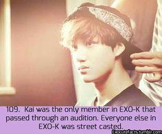 Exo fact