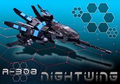 R-308 NIGHTWING | par nate_decastro