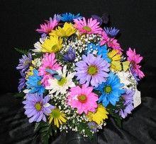 Crazy Daisy Bouquet