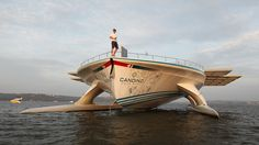 This Crazy Boat Just Completed The First Solar-Powered Sail Around The World