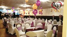 Table, chair & balloon decoration Balloon Decorations, Balloons, Ceiling Lights, Dreams, Engagement, Chair, Birthday, Party, Table