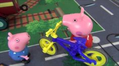 Peppa Pig en español. Peppa Pig rancontra su hermano Giorge en la estaci...  Más vídeos: https://www.youtube.com/user/MsYagodk...