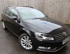 VW Passat 2.0 TDI Bluemotion Tech Executive
