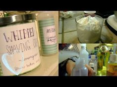DIY Shaving Cream & Aftershave for Father's Day | Loveli Channel