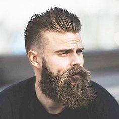 Best Beard Balms and Conditioners. All products made with the finest Beard Oil and Beard Wax ingredients to give your great style, hold and tame Beard hair. Great Beards, Awesome Beards, Beard Styles For Men, Hair And Beard Styles, Bart Tattoo, Best Beard Balm, Tapered Beard, Barba Grande, Beard Wax