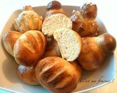 C'est ma fournée !: Petits pains au lait très moelleux