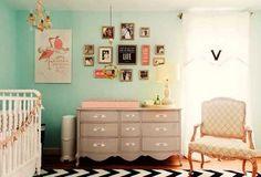 kinder kamer pastel kleuren