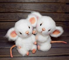 48 Ideas For Crochet Doll Amigurumi Free Pattern Mice Crochet Mouse, Crochet Baby, Free Crochet, Cat Crochet, Simple Crochet, Knitted Animals, Needle Felted Animals, Doll Amigurumi Free Pattern, Knitting Patterns Free