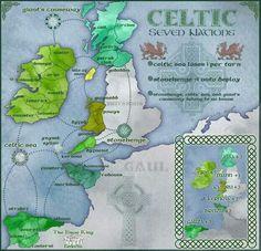 Celtic nations