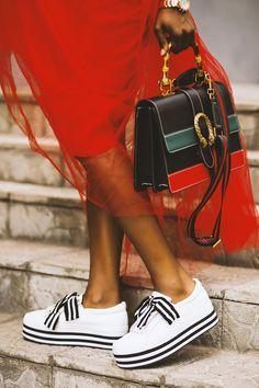 de521150e46 Gucci boots  gucci  sneakers  platformpumps Rock Rot