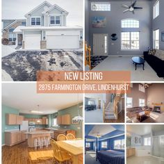 🏠2875 Farmington Drive, Lindenhurst, IL 60046🏠  Open and Airy Home with 4 Beds🛏️, 2.5 Baths🛁 and a 3 Car Attached Garage Surrounded by Nature in Lakes Schools District🎒. Bike Trails🚲 Galore and a park just down the block. Great Location Nearby Gurnee Mills🛍️, Great America🎢, and plenty of parks! This Homes has Gorgeous Features that include a Grand Staircase, Vaulted Ceilings, Fireplace🔥,Trey Ceilings, and a Master Suite with a Private Spa Retreat just to name a few! Don't miss out…