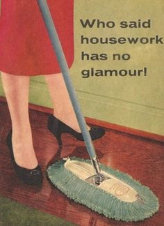 """1950s Good Housewife Guide - great for """"Lamb To The Slaughter"""""""