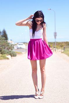 A cute little summer dress