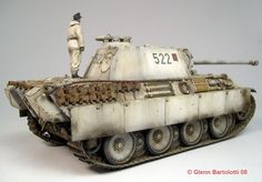 Panther Ausf.G (early model)