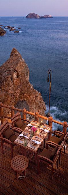 Capella Ixtapa Hotel & Resturant, Mexico