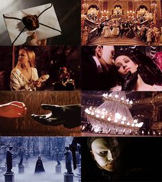 The Phantom of The Opera (2004). One of my new favorite movies