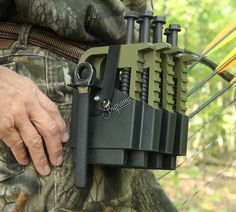 cranky tree steps holster kit - Big Archery