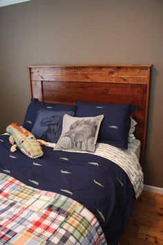 Steps for building your own bed frame