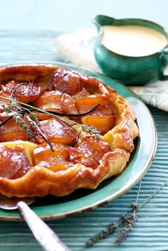 Upside down apple tart, we salute you: http://www.spatula.co.za/tarte-tatin-upside-down-apple-tart/