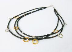 DUO Collection. Unique jewellery by Małgorzata Mieleszko-Myszka. mmarte.pl