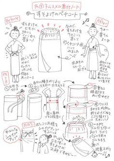 丘の上から通信の画像|エキサイトブログ (blog) Fashion Words, Yukata, Japanese Kimono, Traditional Outfits, Art Tutorials, Anime Art, Textiles, Couture, Sewing