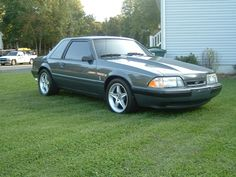 1987 Fox Body Mustang Coupe