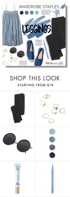 """Ambition"" by ellejoyce ❤ liked on Polyvore featuring Madewell, Nili Lotan, Terre Mère, Too Faced Cosmetics, Stila, Glitter Injections and Tiffany & Co."
