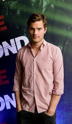 Fifty Shades Updates: HQ PHOTOS: Jamie Dornan at the 'Beyond the Rave' Launch Party (2008)