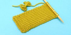 5 ways to make neat side edges in knitting