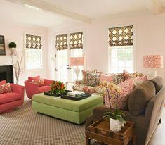 Gardinen Wohnzimmer on Pinterest