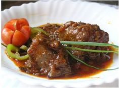 Beef, Food, Cooking Recipes, Kochen, Red Peppers, Meal, Essen, Hoods, Ox