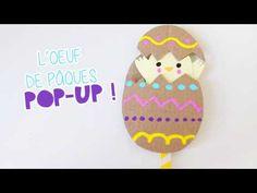 L'oeuf de Pâques pop-up ! - Momes.net
