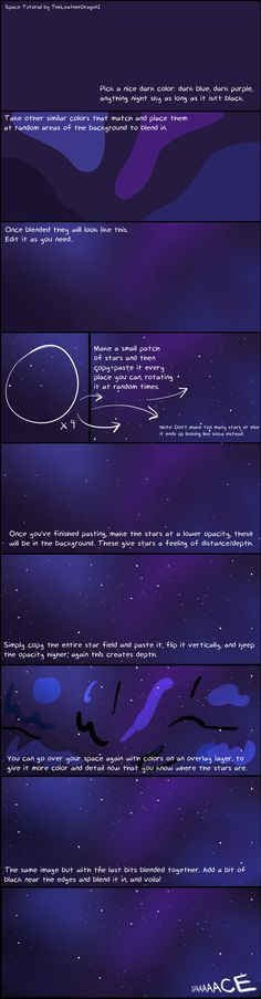 Space Tutorial by TheLeatherDragonI