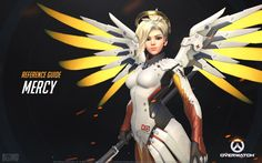 Overwatch : Cosplay d'Ange - Overwatch - ange