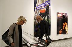 #CAMERA , il Centro Italiano per la Fotografia  si è inaugurato oggi a #Torino con una grande #retrospettiva dedicata a #BorisMikhailov,  tra i più importanti #artisti viventi cresciuti nella ex Unione Sovietica.