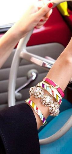 Southern Driving-Kate Spade Stacking | LBV ♥✤