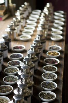 Belloqc Teas - N.33 or N.53  Sencha Organic Tea - N.35 Earl Grey - N. 19 Lapsang Souchong - N. 06 Pinhead Gunpowder - No. 10, Jasmine Silver Needles - No. 09, The White Duke - No. 30, Ashram Afternoon - No. 77, White Pu-erh Buds - No. 16, Golden Pu-erh