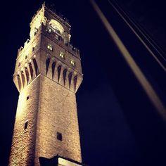 Torre di Arnolfo, Palazzo Vecchio in Florence