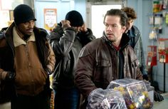 Still of Mark Wahlberg, André Benjamin, Tyrese Gibson and Garrett Hedlund in Four Brothers
