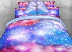 Classy and fashion Galaxy Bedding online shopping site