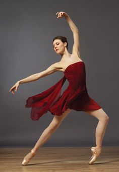 Tiler Peck, New York City Ballet Dancer