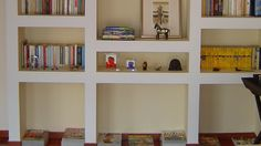 Bookcase, Projects To Try, Shelves, Home Decor, Shelving, Decoration Home, Room Decor, Bookcases, Shelf